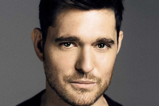 Michael Bublé is done with music—apparently.