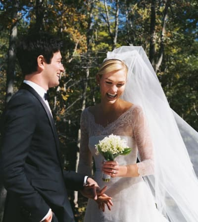 Karlie Kloss Marries Josh Kushner! (And Gets Snubbed by Taylor Swift?)