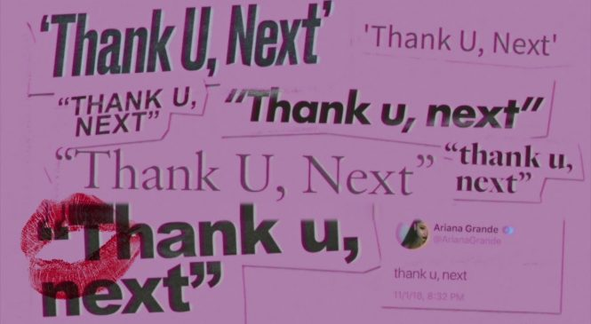 Ariana Grande announces new album Thank U, Next