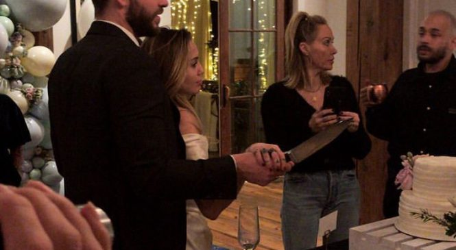 Looks Like Miley Cyrus and Liam Hemsworth Got Married This Weekend and There Are Pics to Prove It