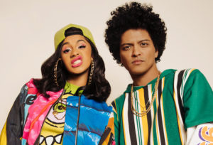Cardi B and Bruno Mars Ready New Collaboration