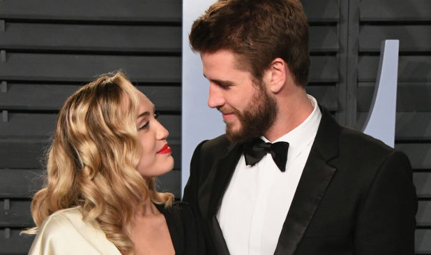 Miley Cyrus wishes husband happy birthday on instagram