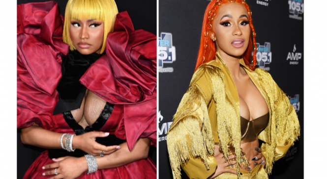Little Mix just got dragged into Cardi B and Nicki Minaj's feud and spilled some tea