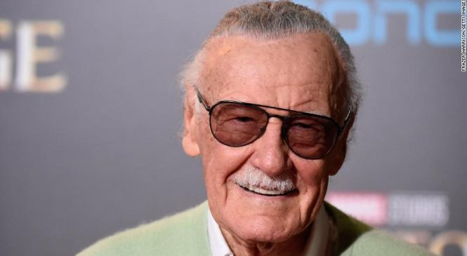 Marvel creator Stan Lee, dead at 95