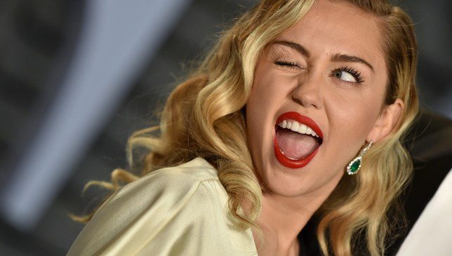 Miley Cyrus Says Her Mom Got Her Into Smoking Weed Again