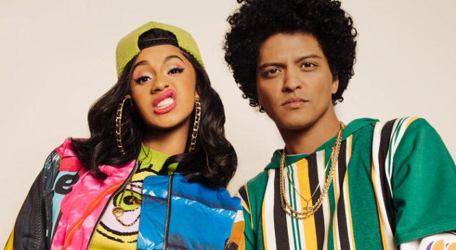 Cardi B and Bruno Mars Ready New Collaboration