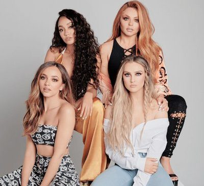 little mix would love to collaborate with black pink